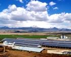 Yingli Solar panelleri Kayseri Saray Çiftliği'nin çatısında!
