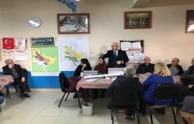 Çatalca Belediyesi'nden imar planı bilgilendirme toplantısı!