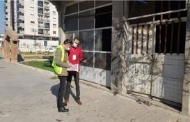 Kocaeli Büyükşehir Belediyesi hasar tespiti için İzmir'e mühendis gönderdi!