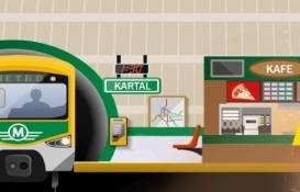 TCDD, Kartal İstasyonu'ndaki kafe- restoran alanını kiraya verecek!