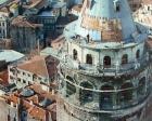 1999 yılında Galata Kulesi'ne milenyum restorasyonu!