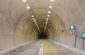 Salmankaş Tüneli tamamlandı!