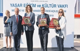 Yaşar Topluluğu Eskişehir'de 8'inci okulunu açtı!