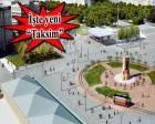 Taksim Meydanı düzenleme ihalesi Mart ayında yapılacak!