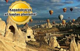 Kapadokya'da kaçak yapılaşmanın önüne geçilecek!