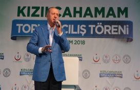 Ankara Kızılcahamam projeleri