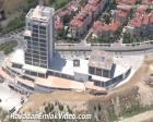 İşmekan Bahçeşehir'in havadan