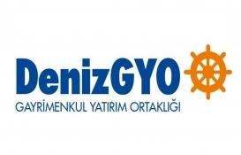 Deniz GYO'dan 275.7 bin TL'lik kira sözleşmesi karı!