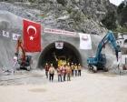 Amasya Ferhat Tüneli 700. metreye ulaştı!
