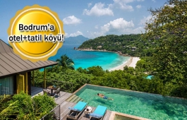 Tay Group'tan Bodrum'a 1 milyar dolarlık yeni yatırım!