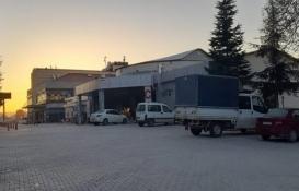 Elazığ'da atıl hastanede kalan depremzedeler konteynerlere taşınıyor!