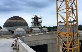 Almanya'daki 7 kubbeli caminin inşaatı yükseliyor!