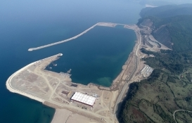2'nci Abdülhamit´in rüya projesi Filyos Limanı 2020'de tamamlanacak!