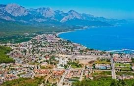 Antalya Kemer'de 10 yıllığına kiralık otel!