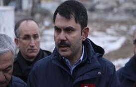 Murat Kurum: Elazığ'da bir yıl içinde projelerimizi tamamlayacağız!