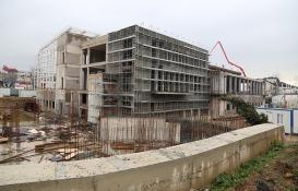 Gebze Sporcu Eğitim Merkezi'nin inşaatı tamamlanıyor!