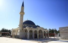 Antalya Kurşunlu Cami tamamlandı!