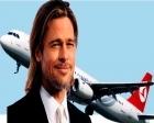 Brad Pitt THY'nin yeni reklam yüzü oldu!