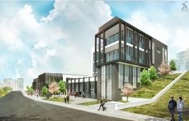 Çankaya Belediyesi Spor ve Kültür Kompleksi'ni Aura Design Studio tasarladı!