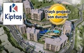 KİPTAŞ We Haliç projesinde inşaat hızlandı!