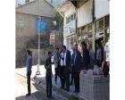 Bitlis'te cadde ve sokaklar yenileniyor!