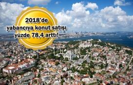 2018 yılında 1.4 milyon konut satıldı!