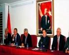 Antalya Kaş'ta turizm sezonu hazırlık ve değerlendirme toplantısı yapıldı!