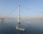 İzmit Körfez Geçiş Köprüsü drone görüntüsü