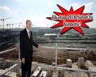 Cumhurbaşkanı Erdoğan 3. Havalimanı'nı havadan inceledi!