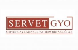 Servet GYO 2.9 milyon TL'ye yeni şirket kurdu!