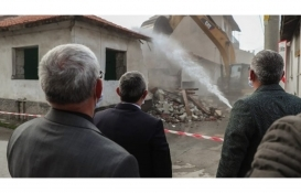 Kütahya Vefa Mahallesi'nde kentsel dönüşüm çalışmaları başladı!