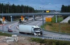 Moskova'da paralı yeni çevre yolu inşa edilecek!