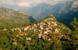 Antalya İbradı tarihi yapı