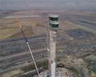 3. Havalimanı kulesi havadan görüntülendi!