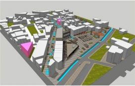 Arasta Çarşısı projesi