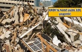 Türkiye'de kaç konutun deprem sigortası var?