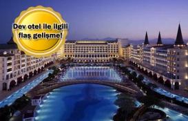 Titanic Otelleri, Mardan Palace'a talip oldu!