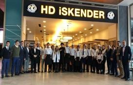 HD İskender İstMarina AVM şubesi açıldı!