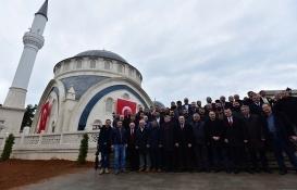Trabzon Ahi Evren Cami açıldı!