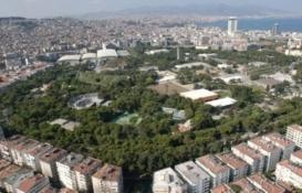 İzmir'deki Kültürpark'ın yapı envanteri çıkarıldı!