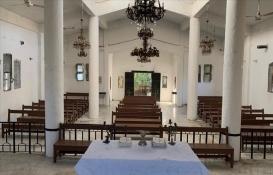 Tel Abyad'daki Ermeni Kilisesi onarılıyor!