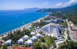 Comfort Beach Resort Hotel 100.2 milyon TL'ye icradan satılıyor!