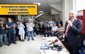 Arnavutköy metro ve mega projelerle yeni İstanbul olacak!