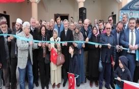 Şahinbey Ahmet Muhtar Büyük Çınar Cami açıldı!