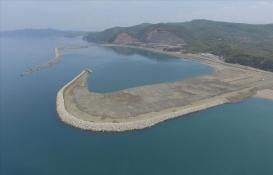 Filyos Limanı Projesi'nde sona yaklaşıldı!