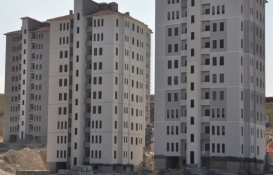 Yapı ruhsatı verilen bina sayısı yüzde 57,1 azaldı!