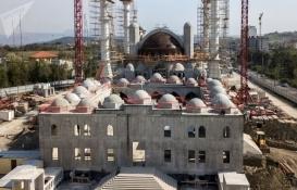 Kırım Cuma Camisi inşaatının yüzde 80'ini tamam!