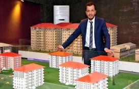 Erzurum New City11.3 milyon TL'ye icradan satılıyor!
