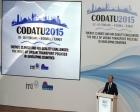Kadir Topbaş 16. CODATU Konferansı'na katıldı!