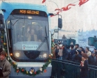2005 yılında tramvay, 44 yıl sonra Galata Köprüsü'nde!